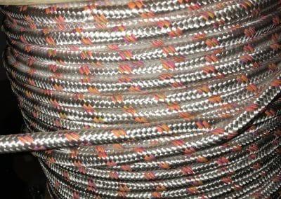 12. Кръгло въже Ф 8-10мм.