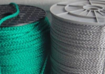 Производство на въжета с дебелина до 12 мм